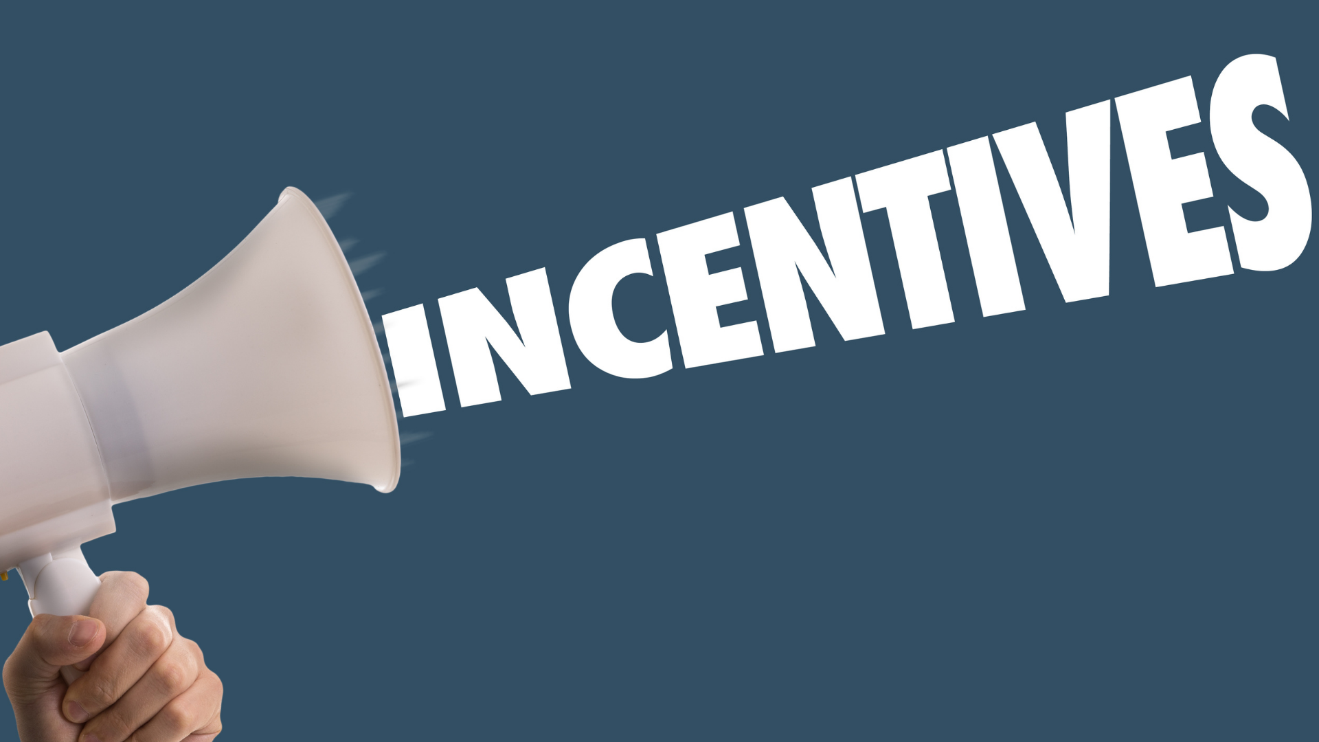 One of the best tips for selling a house is Incentives